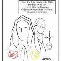 06 a 8/10 Bazar em Prol da Missão Rosa Mística