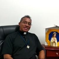 Pe Vanilson, a missão e a capelinha de Nossa Senhora Rosa Mística