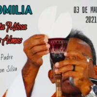 PE VANILSON - HOMILIA DIA 03 05 2021