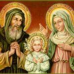Sobre Sant'Ana e São Joaquim