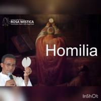 """Homilia do Pe Vanilson: """"Oração sem o Espirito Santo é mortal"""""""